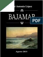 López. Bajamar (Poemario)