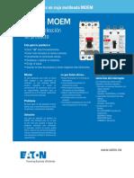 Interruptores en Caja Moldeada MOEM (1)