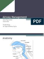 Lapsus Airway Management Edit2