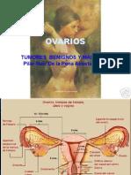 tumor de ovario