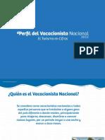 Perfil Del Vacacionista Nacional PERU 2013