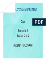 Cours Marketing Mode de Compatibilite