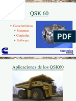 Curso Motor Diesel Qsk60 Cummins