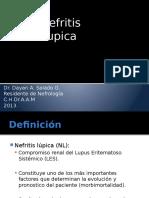 Clase Nefropatia Lupica