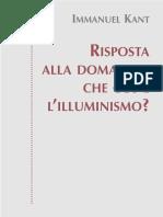 6A Kant Illuminismo