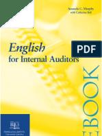 English for Internal Auditoris