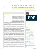 Manajemen Penelitian_ Metode Penelitian