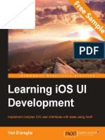 Learning iOS UI Development - Sample Chapter