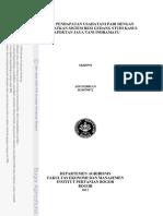 Analisis Pendapatan Usahatani Padi dengan Memanfaatkan Sistem Resi Gudang Studi Kasus Gapoktan Jaya Tani Indramayu