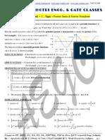 m2 u1 theory sheet