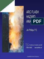 10 - Arc Flash Hazards