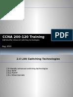 2.8 Cisco CCNA Training