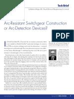 14 - Arc Detection Devices