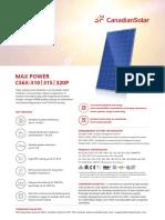 Datasheet MaxPower CS6X-P en-2