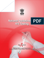 HIV Guidelines