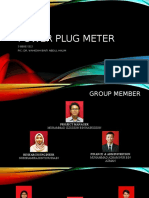 Power Plug Meter