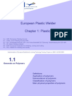 Chapter 1 - Plastics