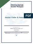 Adolph Kiefer & Associates United States