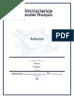 Adorno Bulgaria