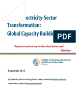2015Q4 IEEFA India Electricity Sector Transformation Global Capacity Building