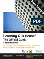 Learning Qlik Sense® The Offi cial Guide - Second Edition - Sample Chapter