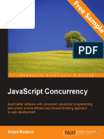 JavaScript Concurrency - Sample Chapter