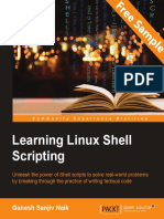 Learning Linux Shell Scripting - Sample Chapter
