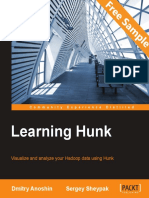 Learning Hunk - Sample Chapter