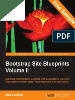 Bootstrap Site Blueprints Volume II - Sample Chapter