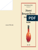 Alchemical Photographic Panorama (Cover)