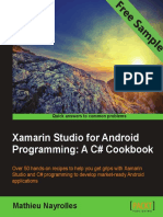 Xamarin Studio for Android Programming