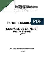 Guide Pedagogique SVT 3eme
