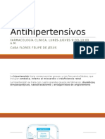 Antihipertensivosantihipertensivos