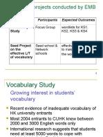 Primary Vocab Workshop 151106