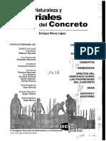 Materiales Para El Concreto - Enrique Rivva López