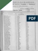 Villadiezma - Censo 1917