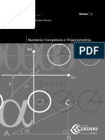 Numeros  Complexos Trigonometria Vol2
