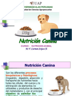 Seminario Nutricion Canina