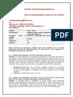 Mi0041- Java and Web Design