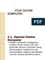 Bab-2 Struktur Sist.komputer