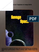 Savage Space Version 1 0