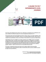 Guide to ITIL 2011 Intermediates v1.01