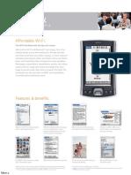 Manual de Instrucciones de Palm TX
