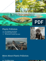 ocean pollution and our solution