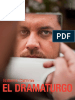 Guillermo Calderón - El Dramaturgo