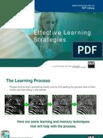 STUDYMANAGEMENT_EffectiveLearningStrategies