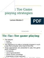 L2tic Tac Toe