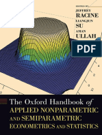 Racine, Su, Ullah - Unknown - Applied Nonparametric & Semiparametric Econometrics & Statistics.pdf