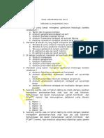 Soal Ub Neurologi 2014 Fix