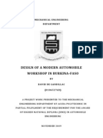 Automobile Workshop Design